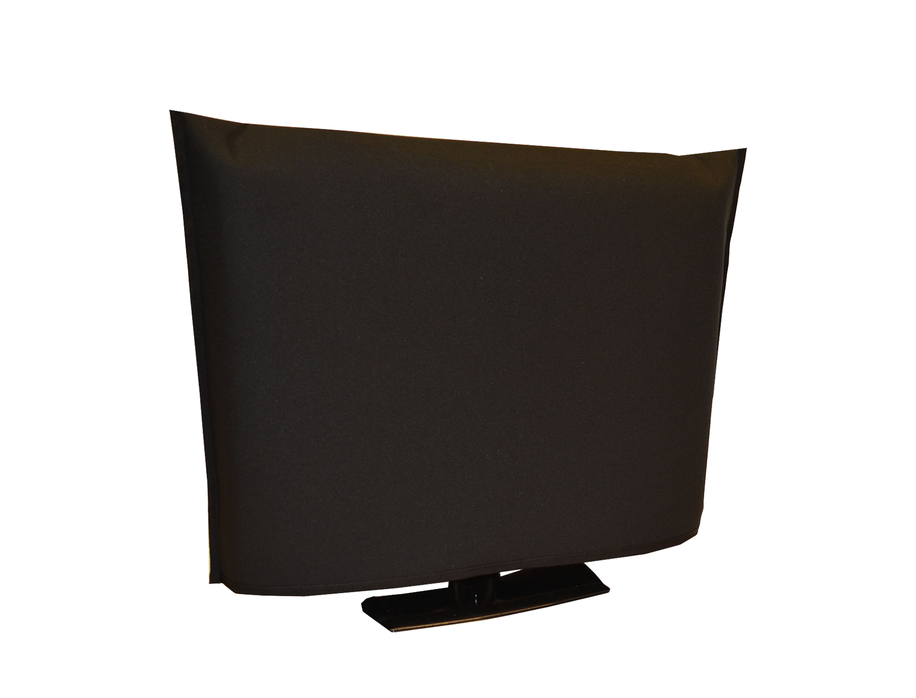 Tv Cover Lcd Led Flat Screen Padded Black Bags4everything