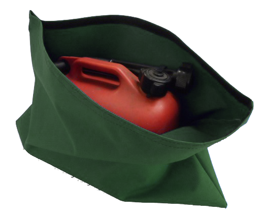 Fuel Can Storage Bag Bags4everything